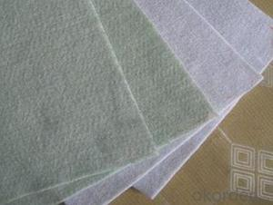 Civil Non-woven Geotextiles Geotextile Fabric For Road Construction
