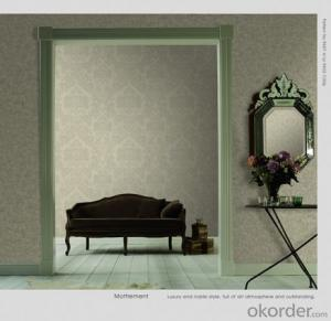 Manila Philippines 3D PVC Waterproof Decorative Wallpaper