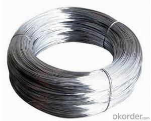 Galvanized Steel Wire Steel Wire Galvanized Steel Strand Wire
