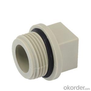 Polypropylene-Random Plastic  pipe  plug