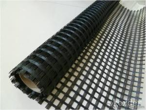 Steel Plastic Geogrids Biaxial  in Civil Engineering Construction