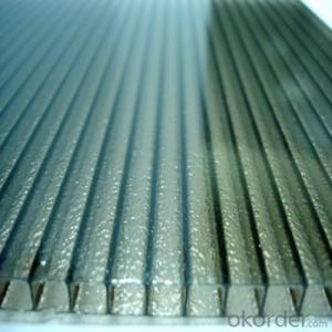 Polycarbonate Solid sheetTwin Wall PC Hollow Sheet