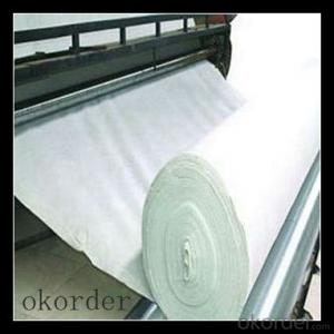 100% Polyester Filament Non-woven Geotextile Fabric Products