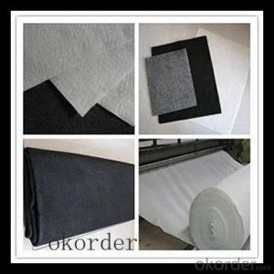 Non-Woven Geotextile Per m2 with Highest Quality in Road Construction