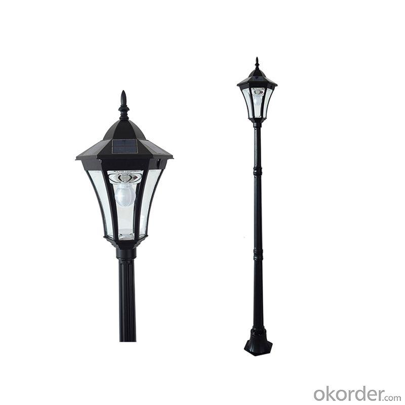 Buy Super Bright Decorative Lamp Post Solar Garden Lamp