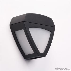 Outdoor Small LED Solar Wall Light New Products