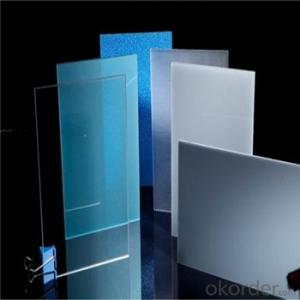 Polycarbonate Solid Sheet/Triple Wall PC Hollow Sheet