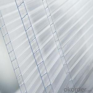 Polycarbonate Hollow Sheet/Sun Board Sheets