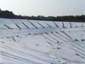 PP non-woven Geotextile Products with Good quality