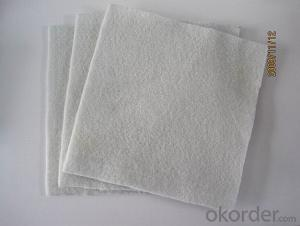Non-woven Geotextile Products from China