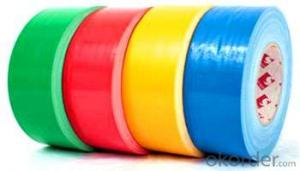 Cloth tape Heat-Resistant Single acrylic adhesive