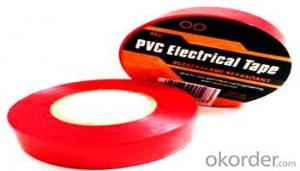 adhesive tape pvc electrical insulation tape