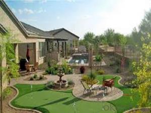 Multi Functional Garden Artificial Landscaping Grass