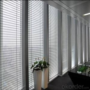 Buy Plastic Vertical Curtain Venetian Blinds For Windows