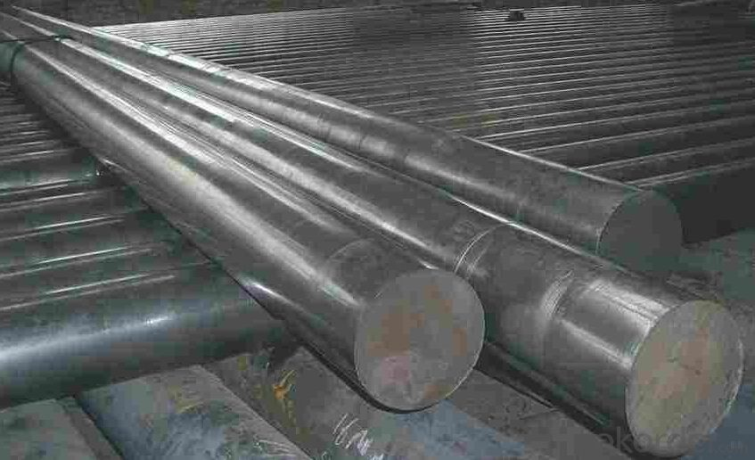 large stock prime spring flat steel 60SiCr7
