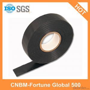 cloth tape fiberglass black heat-resistant