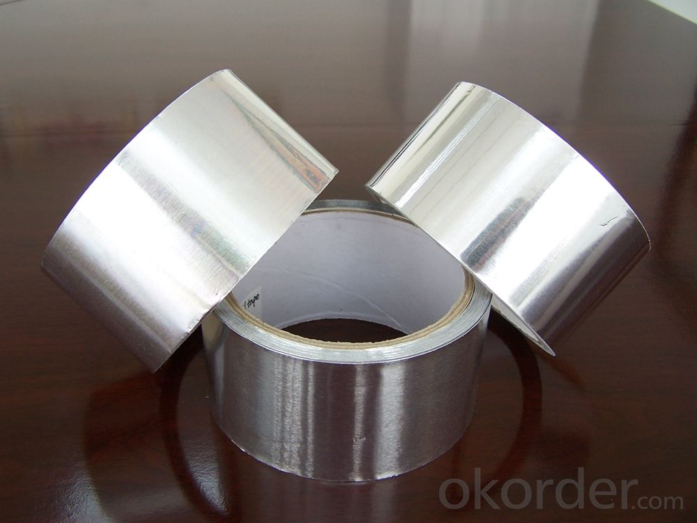 Buy Aluminum Foil Tape No Printing Single Sided Price Size
