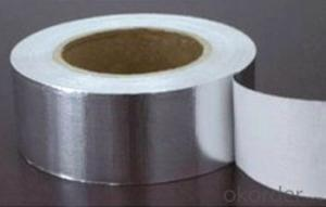 Aluminum Foil   Offer Printing  Sliver Adhesive Tape
