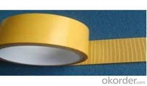 Fiberglass tape mesh tape manufactured single side