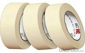 Masking tape Rubbe rAdhesive Single-Side Tape