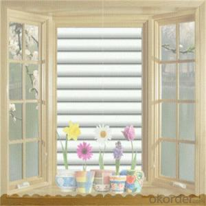 Roller blind fabric for roller blind shower curtains