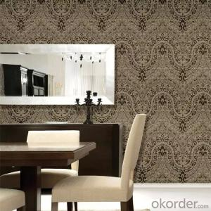 Interior Wallpaper for  Bedroom Decoration