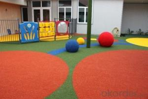 2017 Decorative Professional Kindergarten Landscaping Synthetic Grass