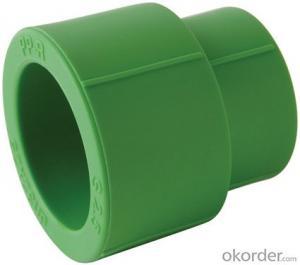 PP-R Polypropylene-Random Pipe plastic Reducer