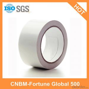 Double Sided Tissue Adhesive Tape water  based  rubber