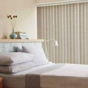 Motorised Vertical Blinds/Curtains for Large Window