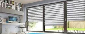 indoor manual vertical blinds /curtain for decoration