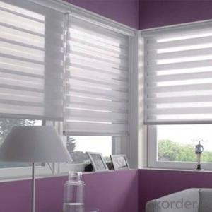 ... Motorized Transparent Pvc Fabric Window Blinds Office Curtains And  Blinds ...