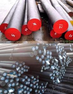 Forged Plastic Mould Steel 1.2311 Tool Steel Round Bars P20
