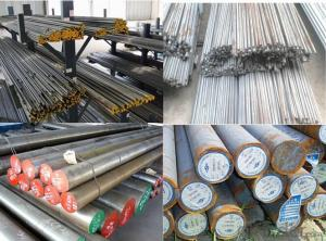 12l14 free cutting alloy steel round bars