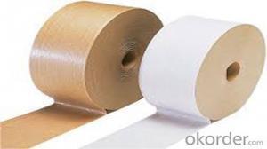 Gum tape  Waterproof Single Sided  Carton Sealing