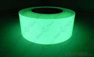 Glow tape Heat-Resistant  Acrylic  Single Sided