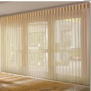 Fashion roll down curtain/roll up down blinds