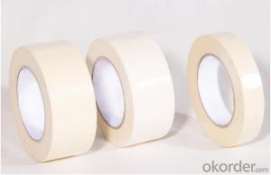 Natural Rubber Adhesive Crepe Paper Masking Tape