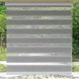 Motorized PVC vertical window blind/ curtain
