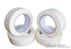 Automotive Painting Crepe Paper Masking Tape