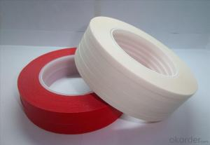 Single Side Rubber   Auto Painting  Masking Adhesive Tape
