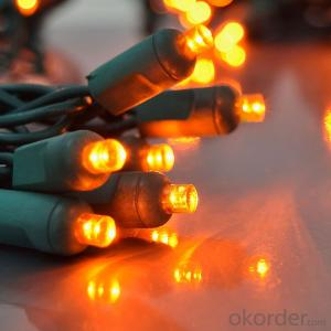 Christmas Led Waterproof Outdoor Lighting String