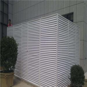 PVC Slat Curtains Wholesale PVC Slat for Vertical Blinds