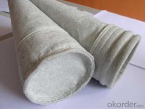 Polyester Waterproof And Scrim Antistatic filter bag