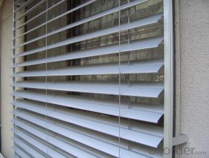 Sound insulation shade energy-saving venetian blinds