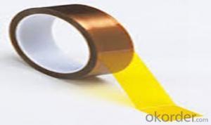 Single Side Rubber  Masking  Auto Painting Adhesive Tape