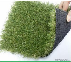 Multifunctional Sport and Landscaping Artificial Grass for Non-Infilled