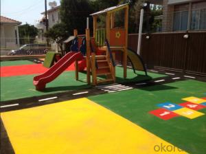Artificial Grass Best Selling  Kingdergarten Yard Decoration Artificial Synthetic Grass Lawn