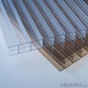 Aluminium Profile For Polycarbonate Sheet