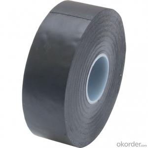 Black PVC Insulating Electrical Tape Electrical Insulation Tape